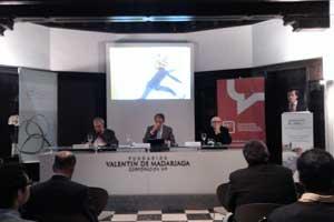 """Toni Puig en la Conferencia """"Cómo se construyen y comunican Ciudades de Marca en tiempos de crisis"""""""