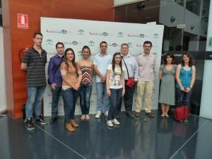 Alumnos de la Escuela de Hostelería de Alcalá de Henares visitan Demo Lab