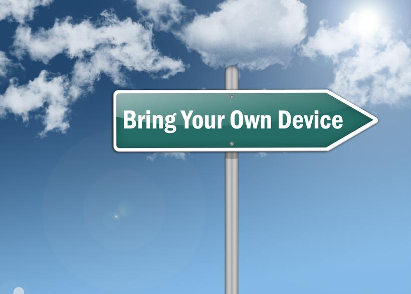 bring-your-own-device