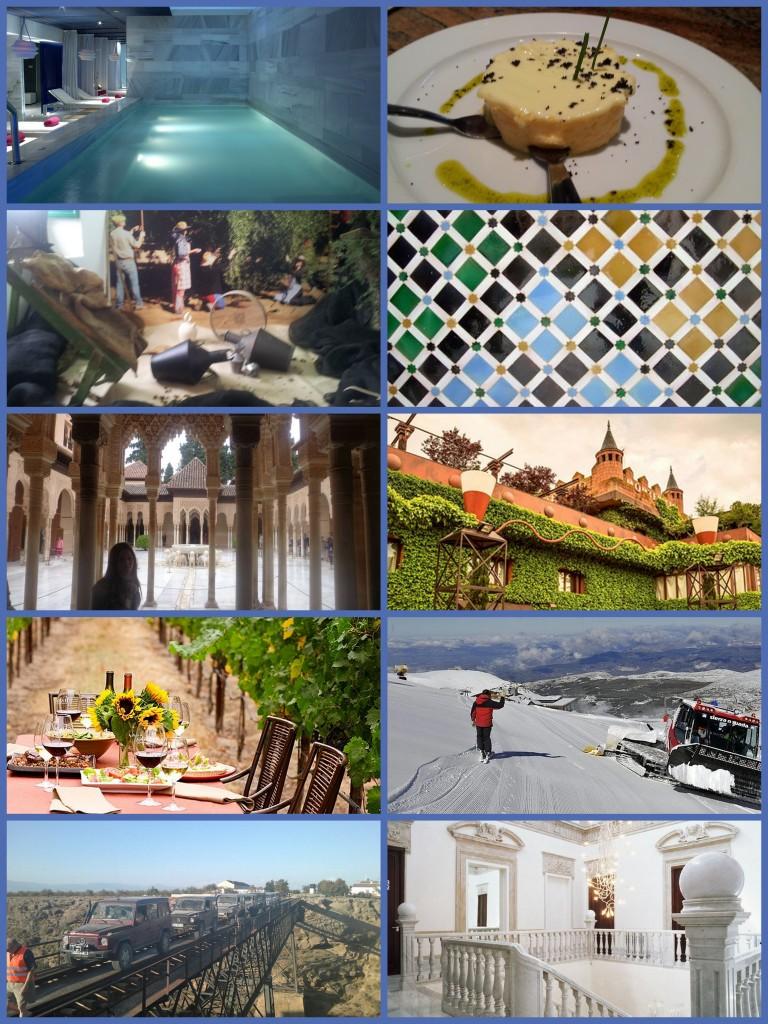 sonrie travel-collage