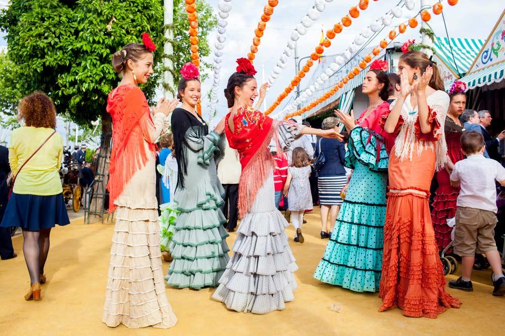 Cultura del destino Andalucía