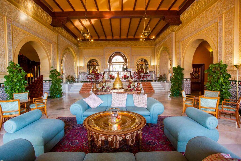 Hotel de lujo en Andalucía