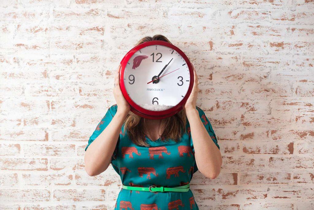 Presentación contra reloj de tu proyecto