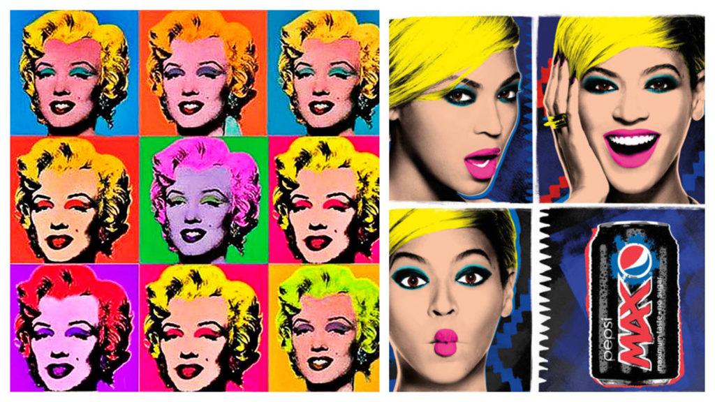 Andy Warhol - Arte y publicidad