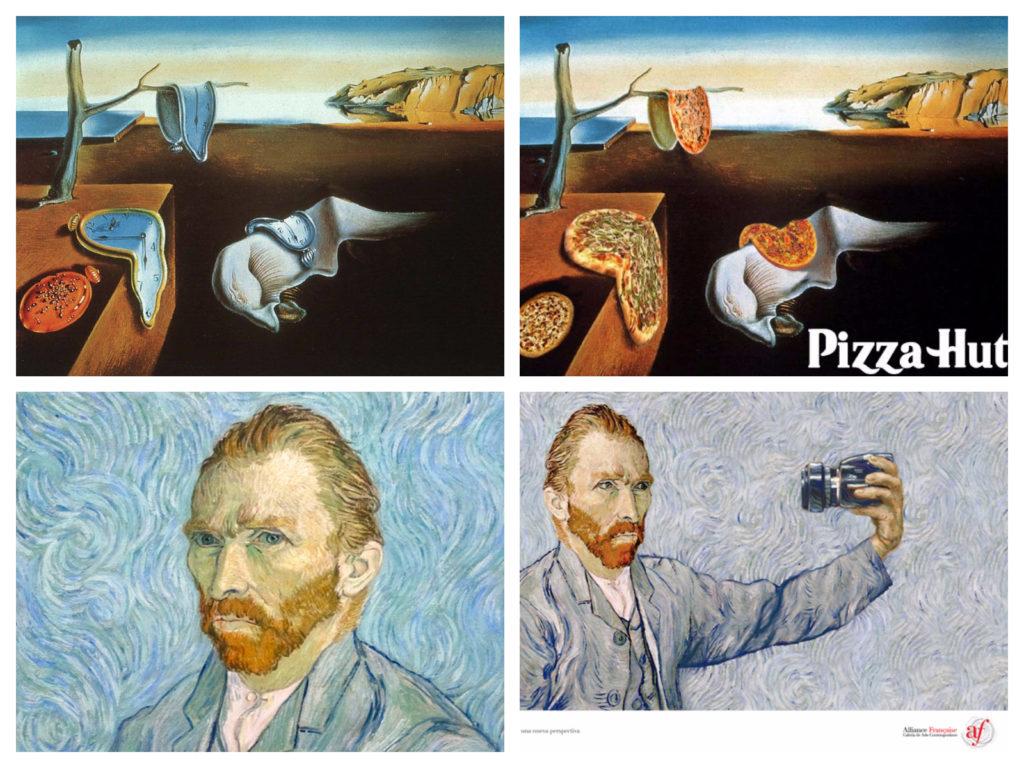 Dalí - Arte y publicidad