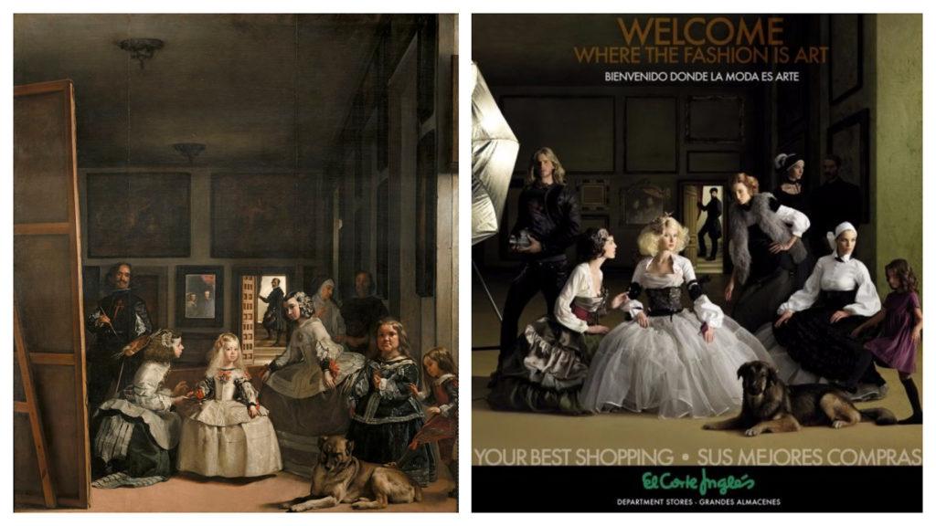 Velázquez - Arte y publicidad