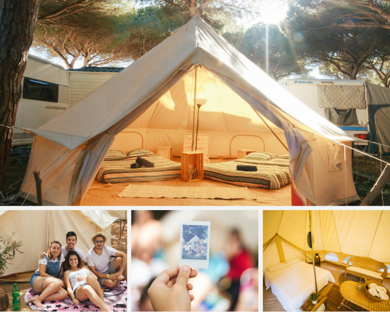 Fórmulas de innovación y cooperación empresarial en campings