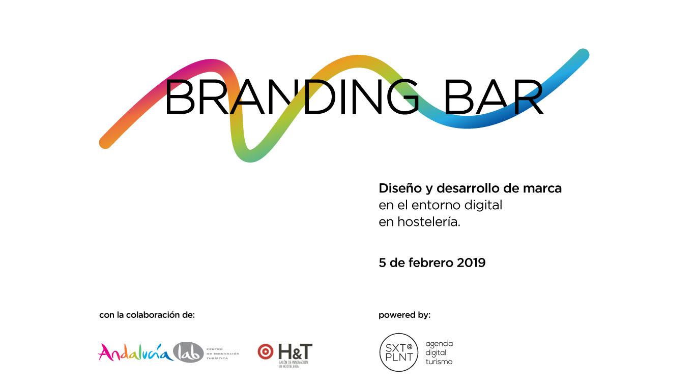 """46b977081c Andalucía Lab en el marco del Salón H&T impartirá en Málaga un taller de la  mano de SEXTAPLANTA denominado """"BRANDING BAR. Diseño y desarrollo de marca  en el ..."""