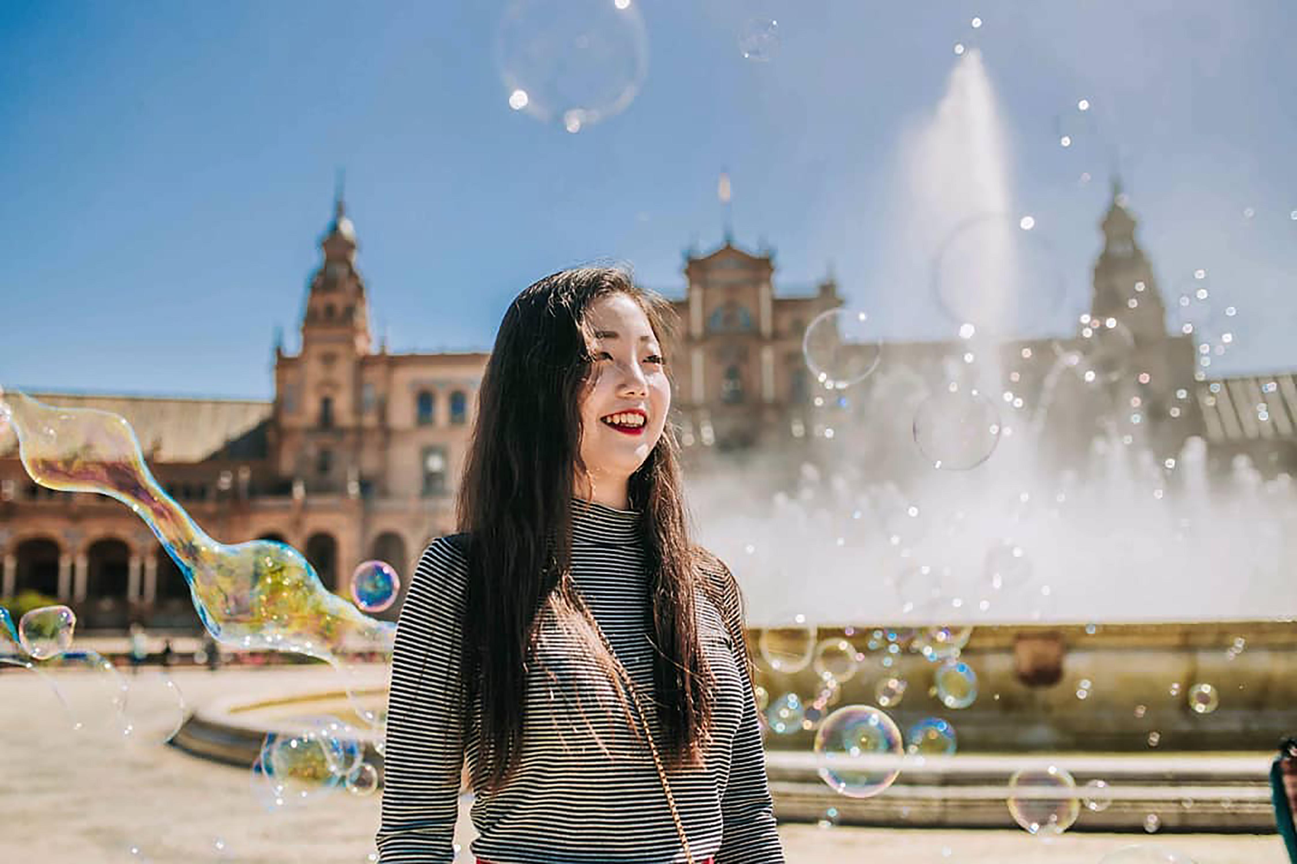 Cómo hacer la vida más fácil al turista -Andalucía Lab