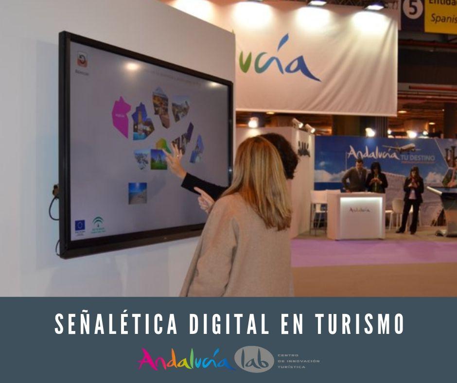 Señalética Digital en Turismo