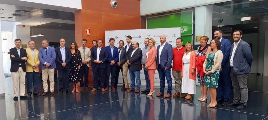 Comisión Parlamentaria de Turismo, Regeneración, Justicia y Administración Local del Parlamento de Andalucía