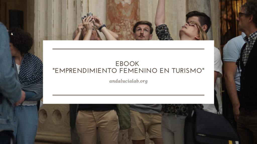 ebook emprendimiento femenino en turismo