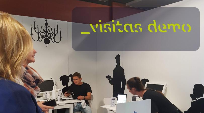Demo: Visita de Shelhammer Business School de Estepona