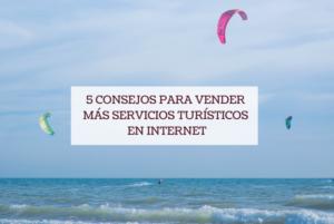 vender servicios turísticos en internet
