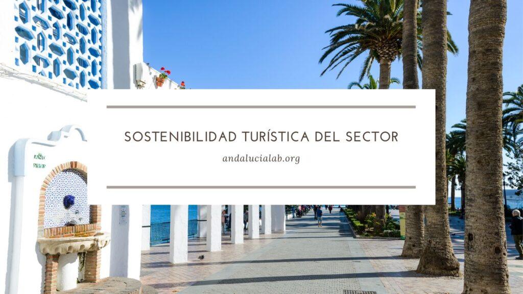 sostenibilidad turística del sector