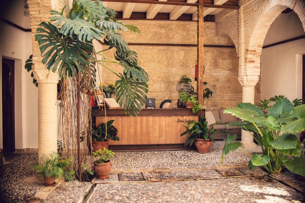 turismo de autenticidad patio del posadero