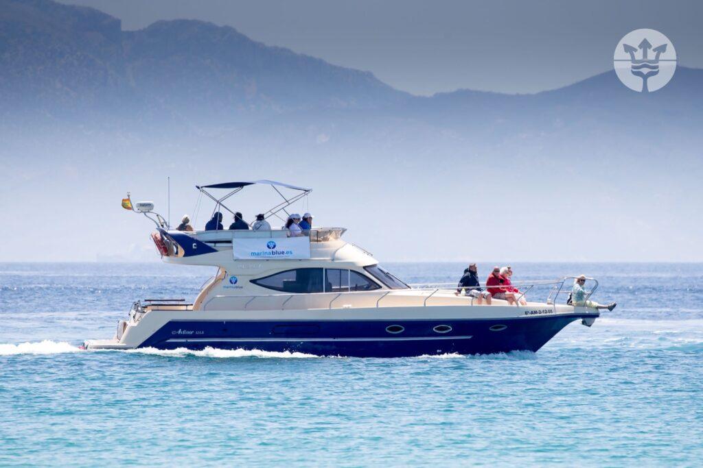 marina blue turismo maritimo de divulgación y disfrute