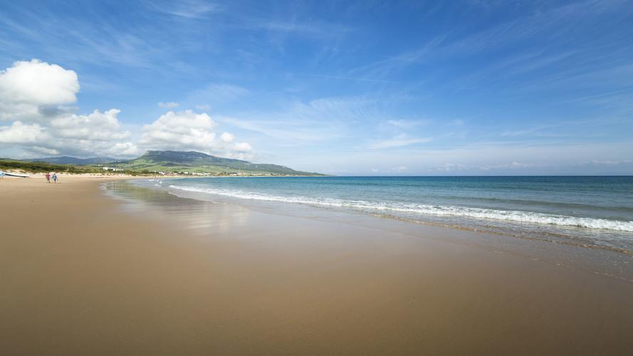 Turismo de mar playa de bolonia