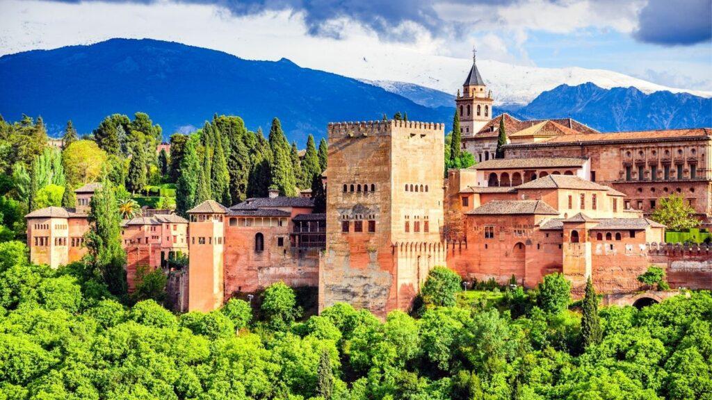 turismo de patrimonio en Andalucía