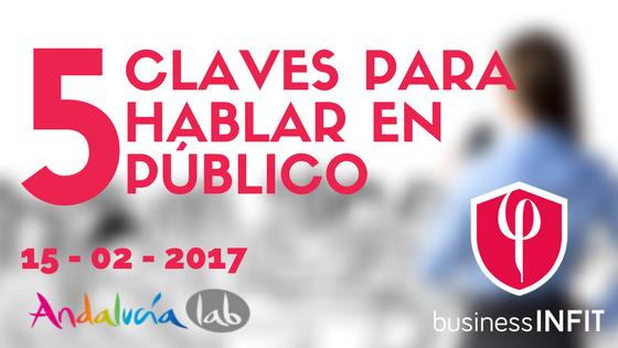 """""""5 Claves para Hablar en Público"""""""