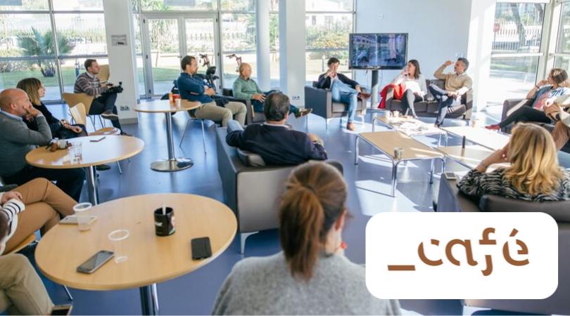Café Lab: Emprender y arriesgarse, ese es el secreto