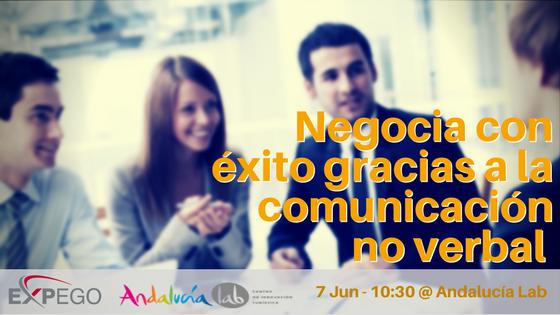 Negocia con éxito gracias a la comunicación no verbal