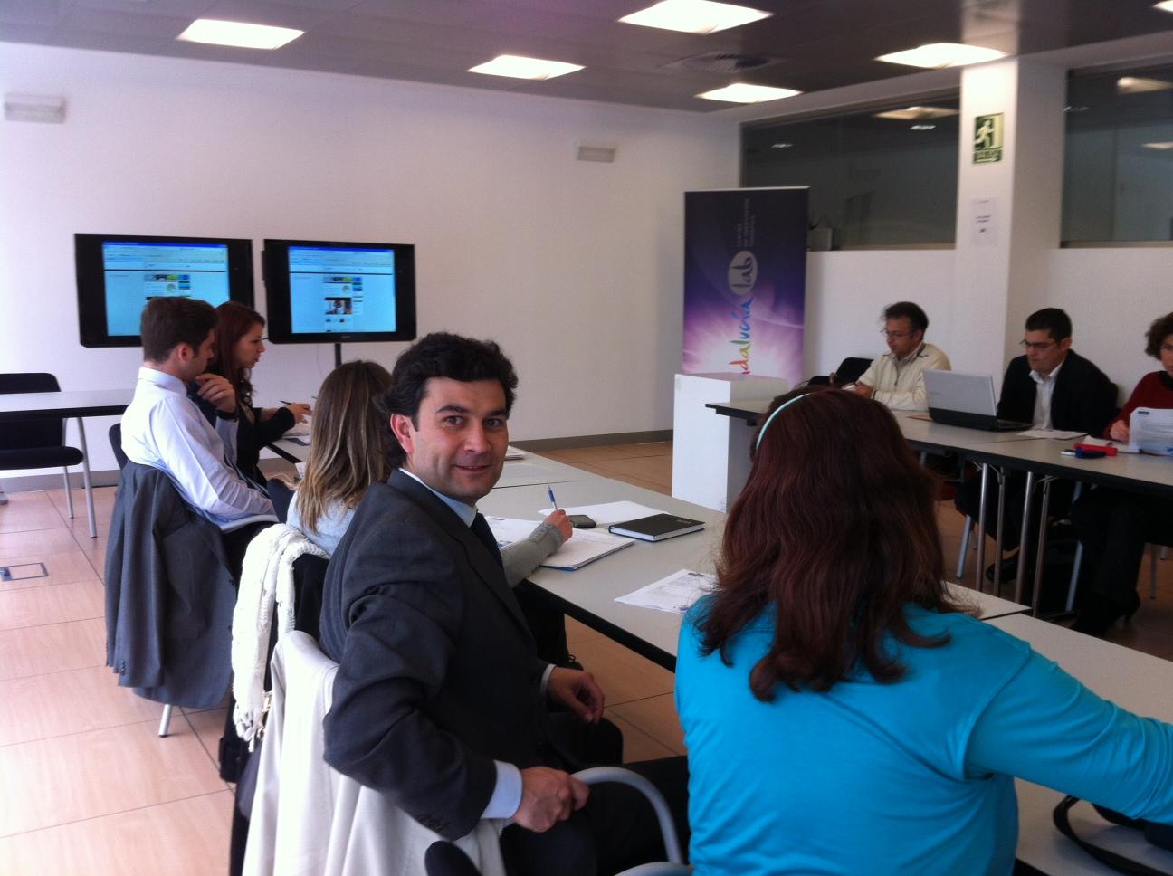 Reunión Grupo de Trabajo Club Incentivos, Reuniones y Congresos (Med & Beauty)