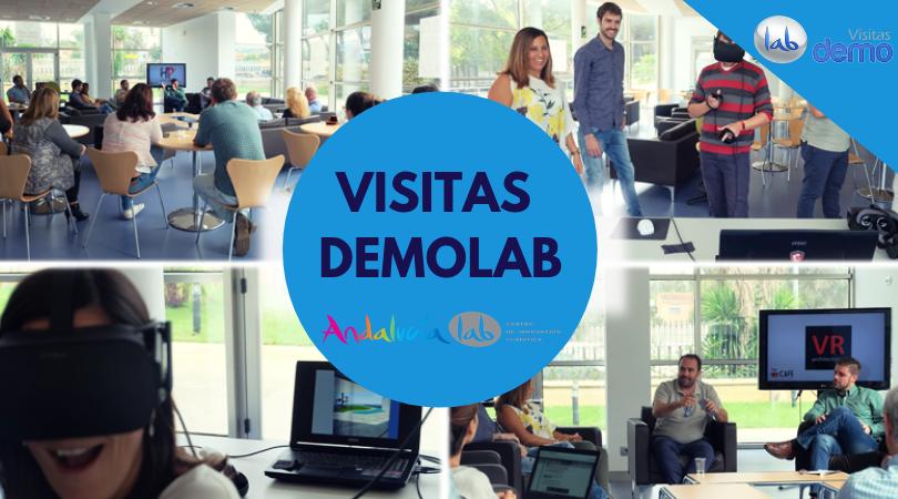 Visita Demolab: IES Pablo Picasso de Málaga