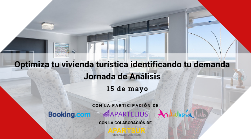 Optimiza tu vivienda turística identificando tu demanda: Jornada de Análisis