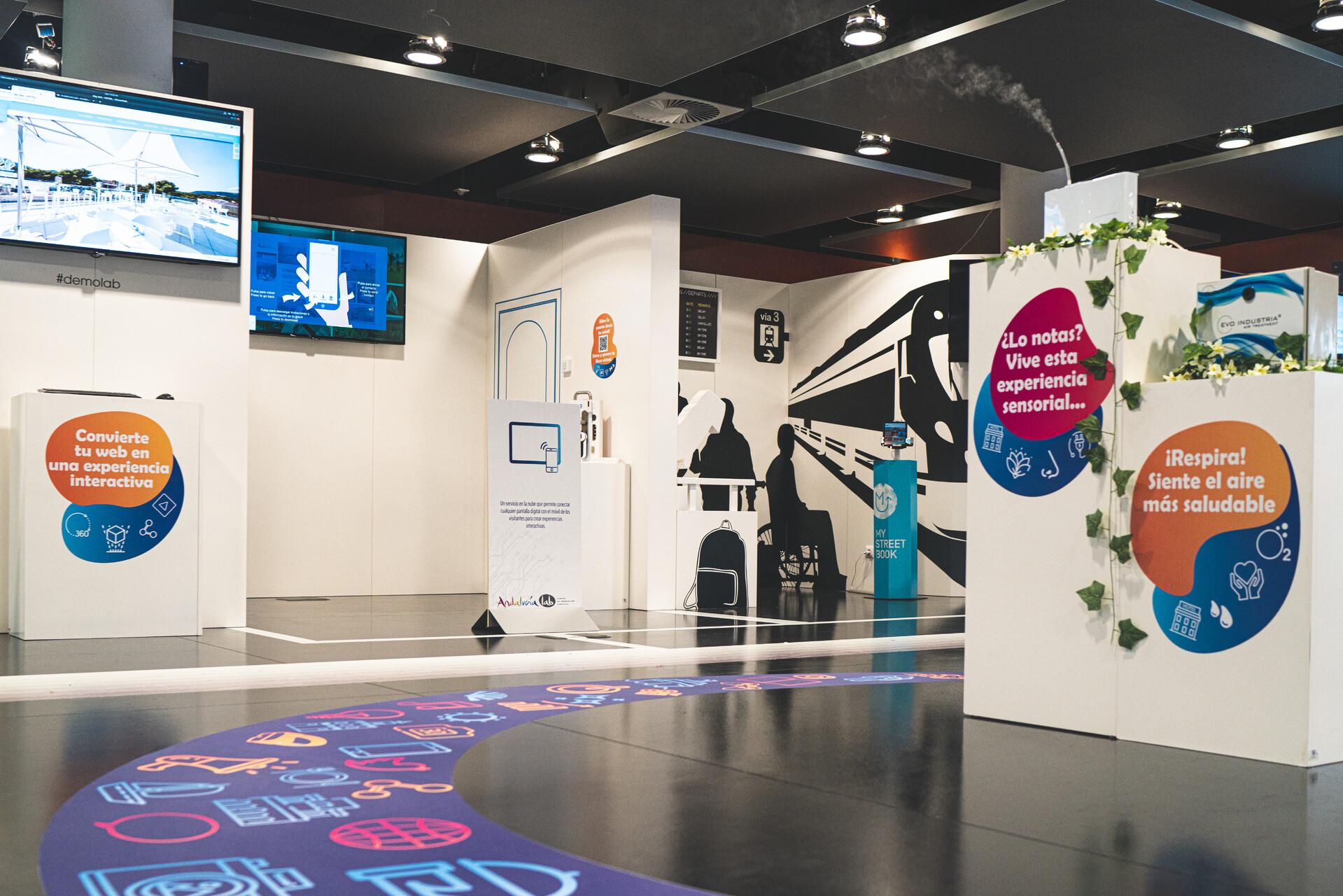 Nuestro 2020, Innovación y Turismo, Andalucía Lab