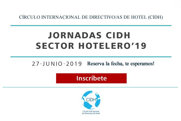 Jornadas CIDH Sector Hotelero 2019