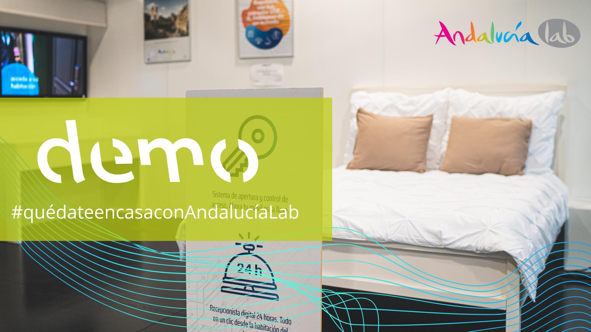 Demo Lab: Soluciones de un turismo inteligente para hoteles.
