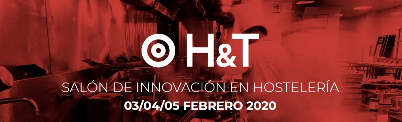 Andalucía HUB en H&T, Salón de Innovación en Hostelería 2020