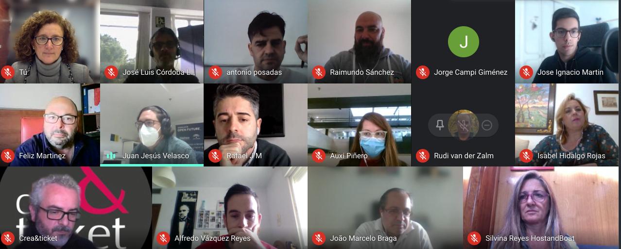 Jornadas de presentación de startups a Andalucía Lab