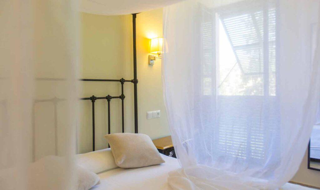 Habitación de hotel de Andalucía