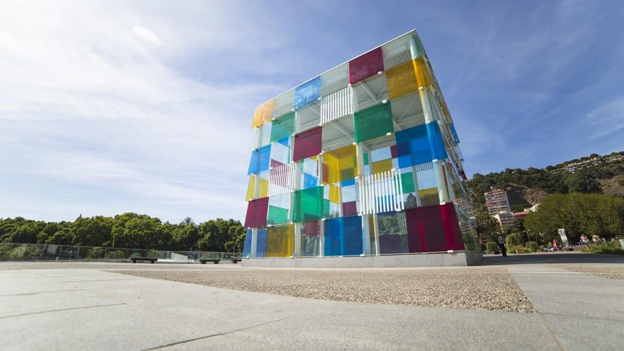 centro pompidou malaga knowmads andalucia lab