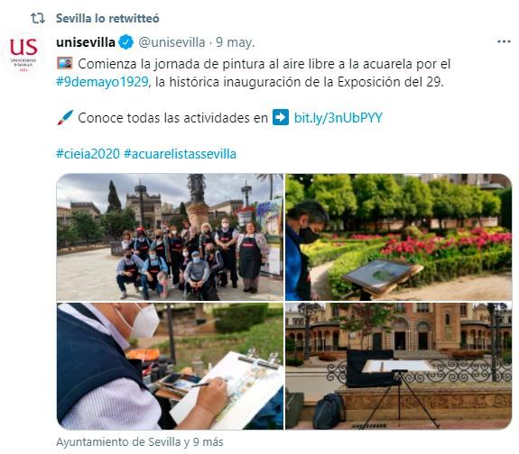 Retuit de Sevilla