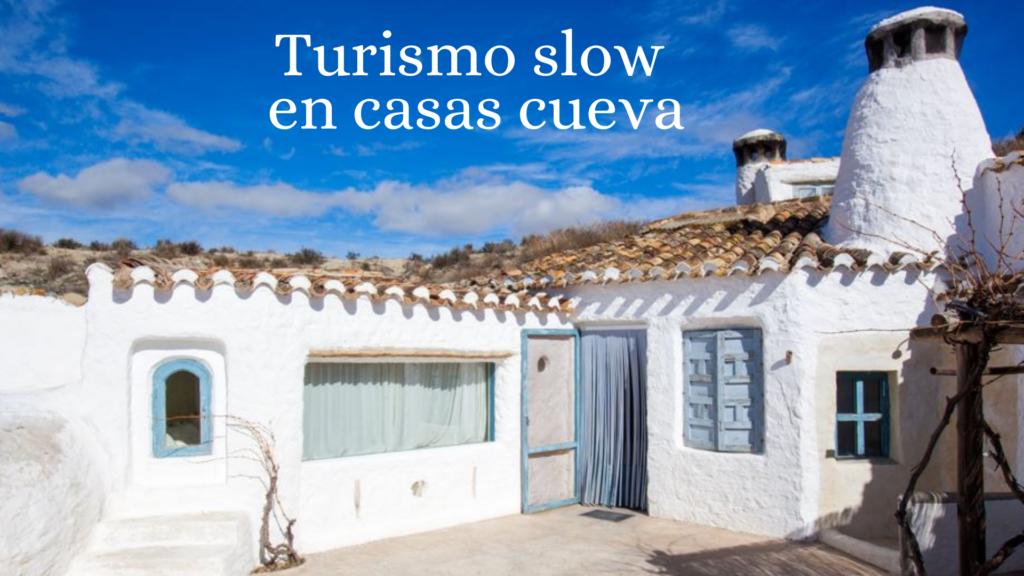 Innovación en turismo casas cueva